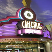 イクスピアリの中にある映画館