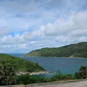 プーケット最南端に位置するプロムテープ岬