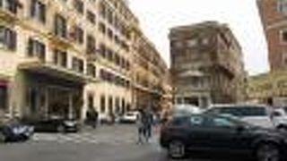 インターコンチネンタル デ ラ ヴィッレ ローマ ホテル