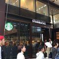 写真:スターバックスコーヒー 厳島表参道店