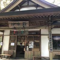 高千穂神社神楽殿