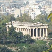 原型をかなり残している貴重な神殿