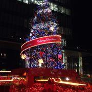 今年はオーソドックスなクリスマスカラー