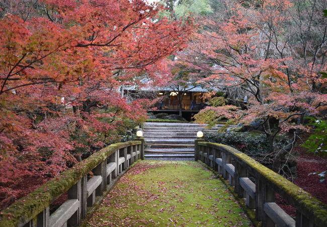日本庭園もあるリゾート施設