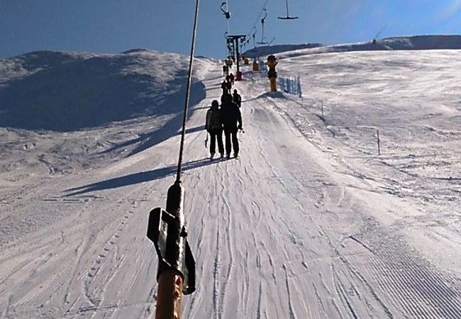 コロネット ピーク スキー場