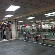 カタルーニャ駅からサンツ駅まで
