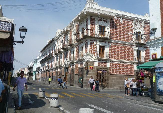 プエブラ歴史地区