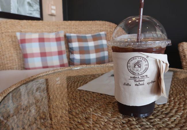 パンコン コーヒー