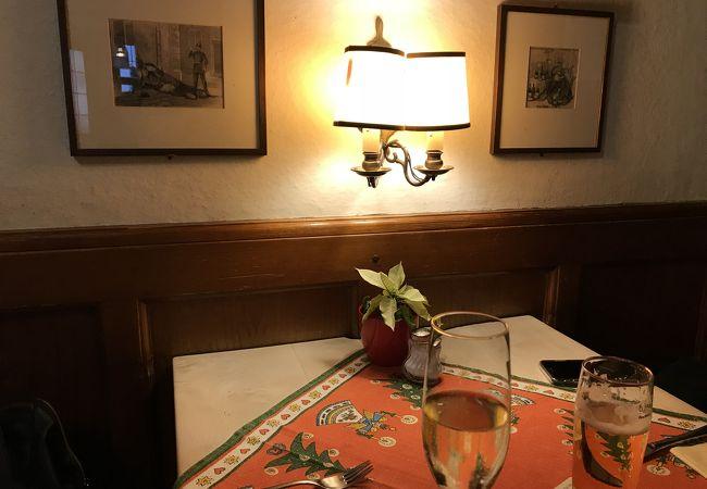 リピ決定!ローテンブルクの可愛いレストラン