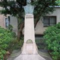 写真:隈川宗雄像