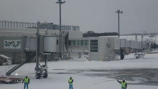 雪に強い空港
