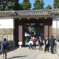 写真:名古屋城 表二之門