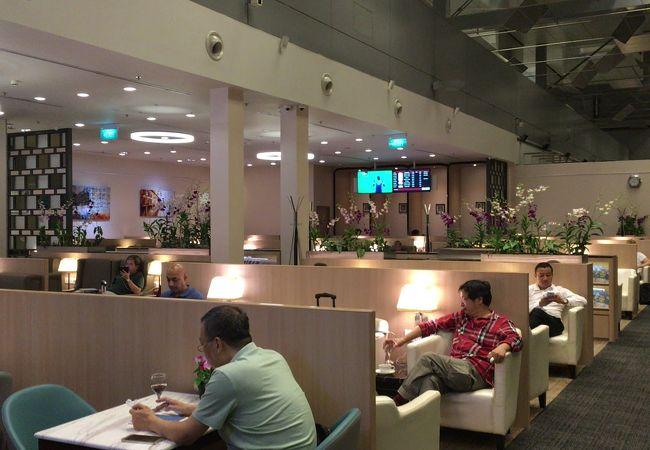 SATSプレミアクラブラウンジ (チャンギ国際空港)