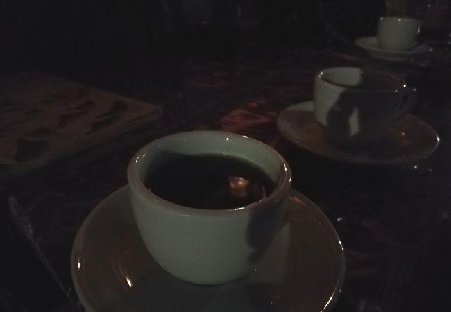 カフェ・アラジン