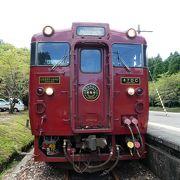 短い区間だけど鉄道旅の充実度は高し!