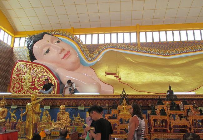 寝釈迦仏寺院