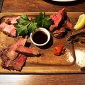 写真:肉とチーズ ミート9 新宿東口店