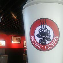 パシフィックコーヒー (空港ノースサイド店)