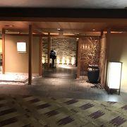 シェラトン都ホテルおおさかの日本料理