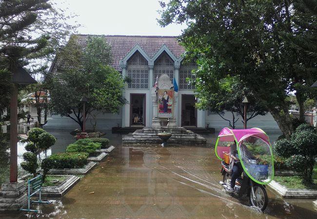 チチャヤ国立博物館
