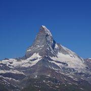 色々な展望台から見てほしい山