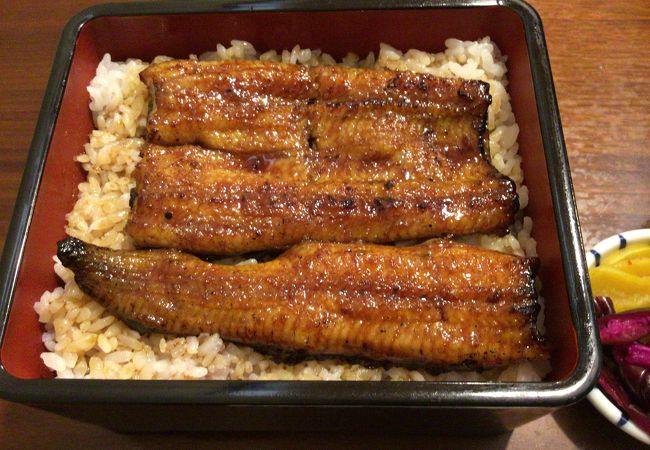 浜松で鰻といえば、清水家さんだと紹介され、食べに行きました!