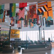 国際線ターミナルの利用「シドニー国際空港」