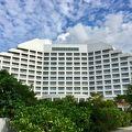 便利で快適、王道リゾートホテル