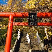 京急「追浜」駅近くにあります。こぢんまり雰囲気のある神社です。