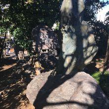 馬車夫と馬の墓