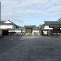 写真:山形城跡 二ノ丸東大手門