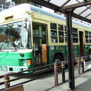 レトロ風バス