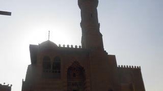 カーイトゥーベイの墓とマスギド