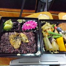 薩摩黒膳弁当980円