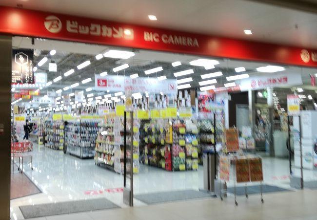 ビックカメラ (新潟店)