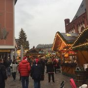 フランクフルト-クリスマスマーケット