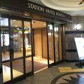 小倉駅に直結のホテル