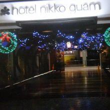 ホテル ニッコー グアム