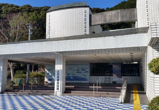 三川内焼伝統産業会館(三河内焼美術館)