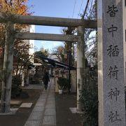 新大久保の神社