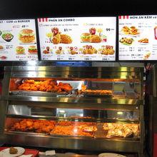 KFC (ホアンキエム店)