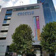 浜松駅北口の大型百貨店