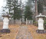 会津藩主 松平家墓所
