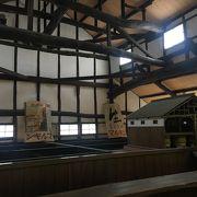 醤油作りの博物館