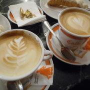老舗カフェ