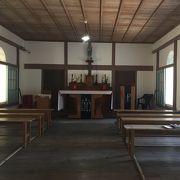 ド・ロ壁の小さな教会