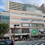 浜松市街のちょっと寂しい商業施設