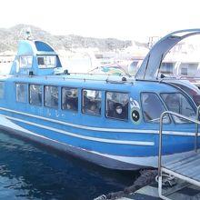 海上ボート