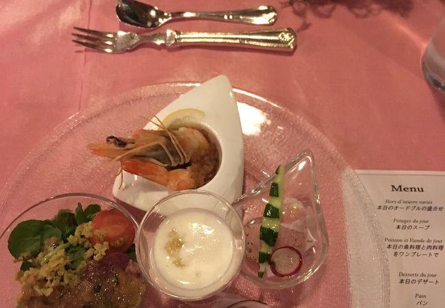 レストラン ル・プラトー