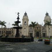 南米大陸最古の聖堂
